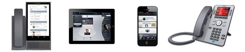 Avaya IP Office phones