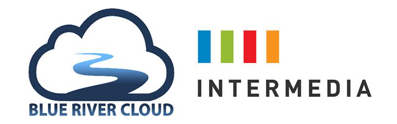 Blue River Cloud Intermedia logo