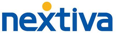 Nextiva hosted solutions logo