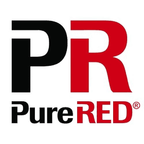 Pure Red logo